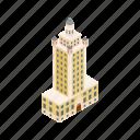building, cityscape, freedom, isometric, miami, skyline, tower