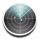 detect, nearby, network, preferences, radar, system icon