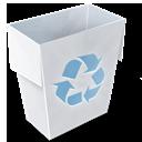 trash, garbage, recycle bin