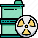 biology, hazardous, medicine, virus icon
