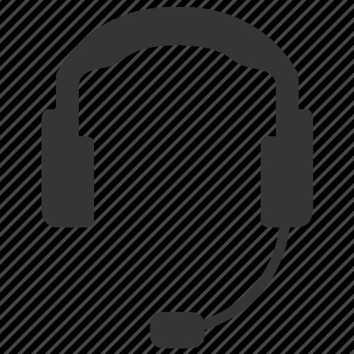 headphones, mic, microphone, speaker, speech, talk, text icon