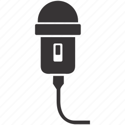 mic, microphone, siri, speaker, speech, talk, text icon