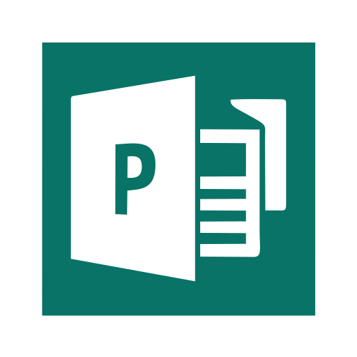 microsoft, ms, office, publisher, services, suite, windows icon