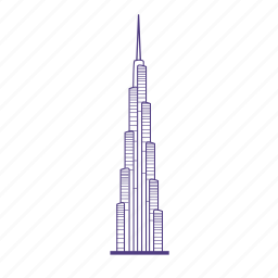 burj, dubai, emarites, high, khalifa, rich, uae icon