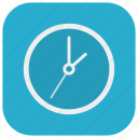 clock, hour, minutes, schedule, timer icon