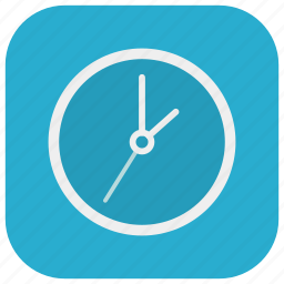 app, clock, hour, minutes, schedule, time icon