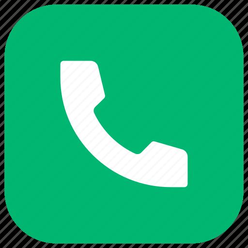 call, earphone, mobile, phone, smartphone, telephone icon