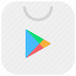 app, applications, play, playstore, shop, shopping, store icon