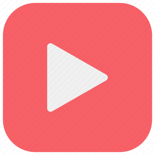 app, clip, library, player, video, videoclips, videos icon