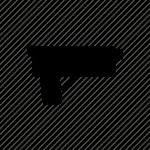 army, gun, military, pistol, war, weapon icon