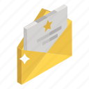 legal document, legal letter, mail, subpoena, warrant, writ