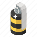\, bomb, bombshell, dynamite, explosive material, grenade icon