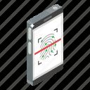 biometric security, biometry, fingerprint authentication, fingerprint scanner, thumbprint scanning