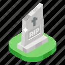 gravestone, headstone, rip, stone, tombstone