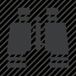 army, binocular, binoculars, device, gadget, view, zoom icon