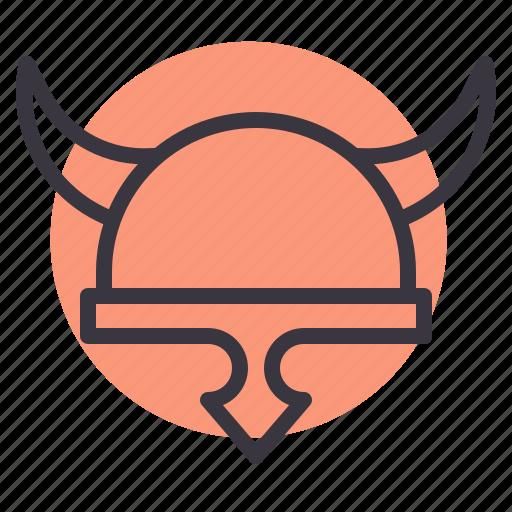 battle, helmet, knight, soldier, viking, war, warrior icon