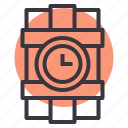 ammunition, bomb, dynamite, explosion, explosive, time, war icon