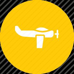 air, aircraft, army, force, military, shoot, war icon