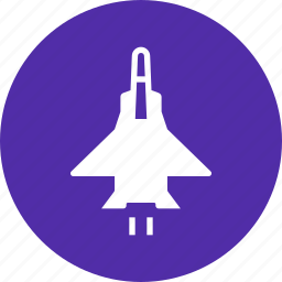 air, aircraft, army, fighter, force, jet, war icon