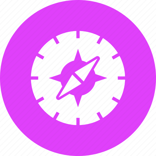 compass, device, direction, military, navigation icon