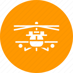 army, battle, flight, helicopter, military, war icon