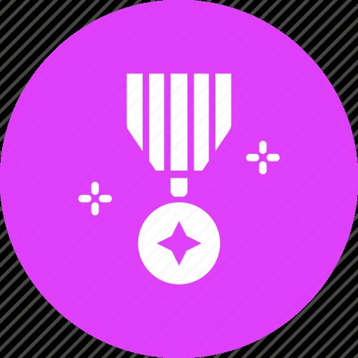 army, award, badge, honor, medal, military, veteran icon