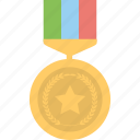 army medals, medal, military award, military medal, star medal icon