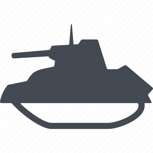 a car, equipment, fighting machine, military eguipmtnt icon