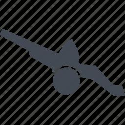 a gun, military arsenal, military eguipmtnt, weapon icon