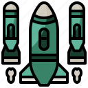 army, bomb, military, miscellaneous, war, weapon icon