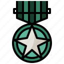 award, certification, competition, medal, quality, sports, winner icon
