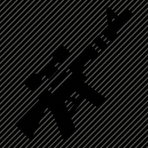 Gun, military, pistol, rifle, soldier icon - Download on Iconfinder