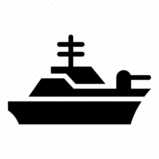 Army, boat, military, ship, soldier icon - Download on Iconfinder