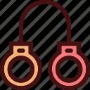 crime, criminal, handcuffs, justice, law, locked, punishment icon
