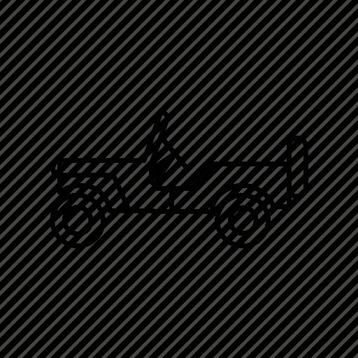 army, car, jeep, military, transportation, war, world icon