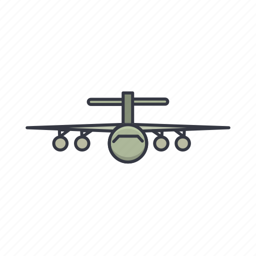 air, airplane, fight, fighter, jet, military, sky icon
