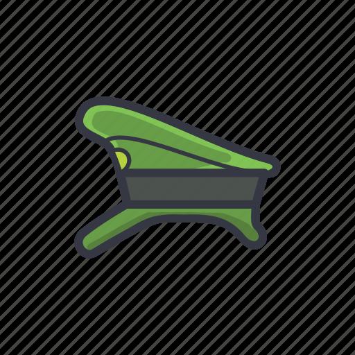 air, army, cap, force, hat, military, uniform icon