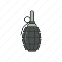 bomb, clock, countdown, danger, dynamite, time, timer icon