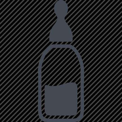 baby bottle, bottle, food, milk, nipple icon