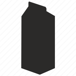 milk, pocket icon