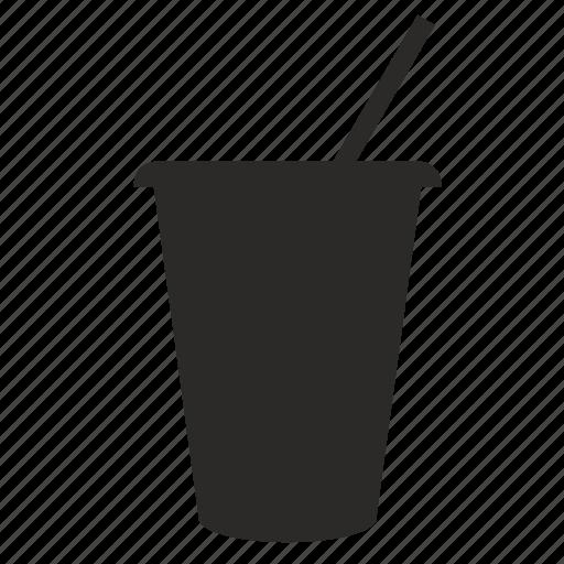 drink, milk, shake icon