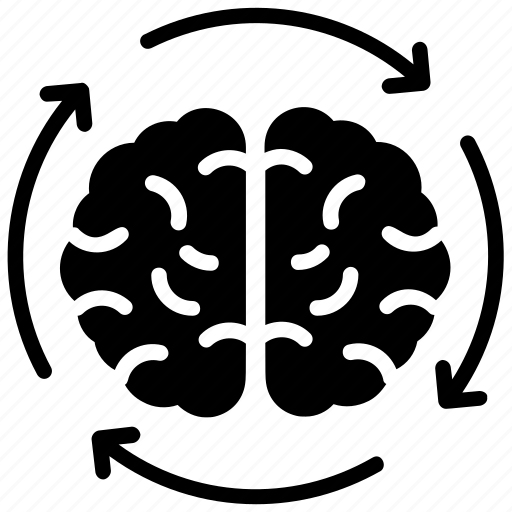 Analytical thinking, brainstorming, creative brain, creative thinking, thinking icon - Download on Iconfinder