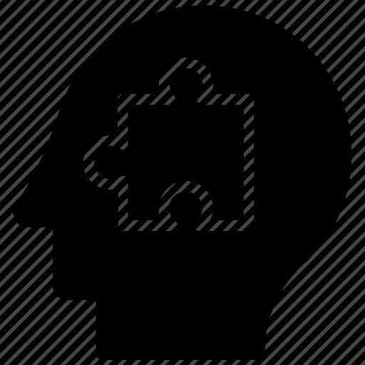 analytical thinking, brainstorming, decision making, intelligence management, mind mapping icon