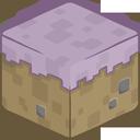 3d, mycelium icon