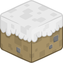 3d, snow icon