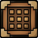 table, crafting icon