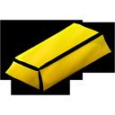 ingot, gold