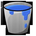 water, bucket