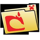 folder, mojang icon