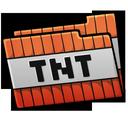 folder, tnt icon